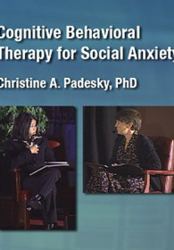 CBT for Social Anxiety	Christine