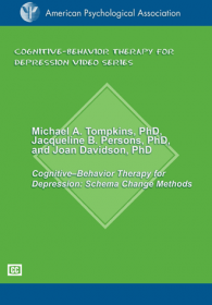 Cognitive-Behavior Therapy for Depression: Schema Change Methods