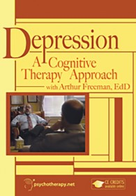 Depression a Cognitive Therapy Approach